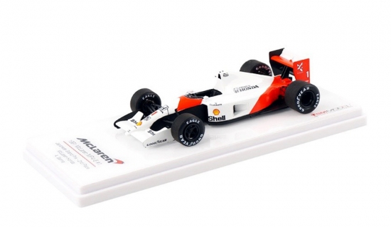 1:43rd Mclaren MP4/6 Ayrton Senna Japan GP 1991