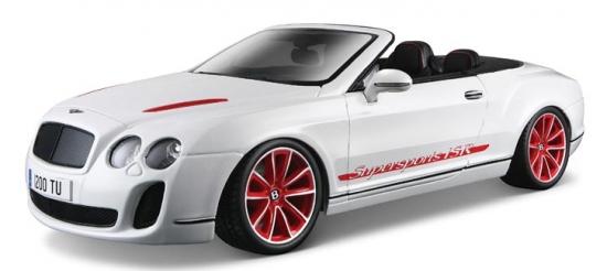 Bentley Continental Convertible ISR 1:18th BBurago