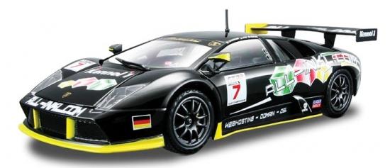 Lamborghini Murcielago FIA GT #7 Bburago 1:24th