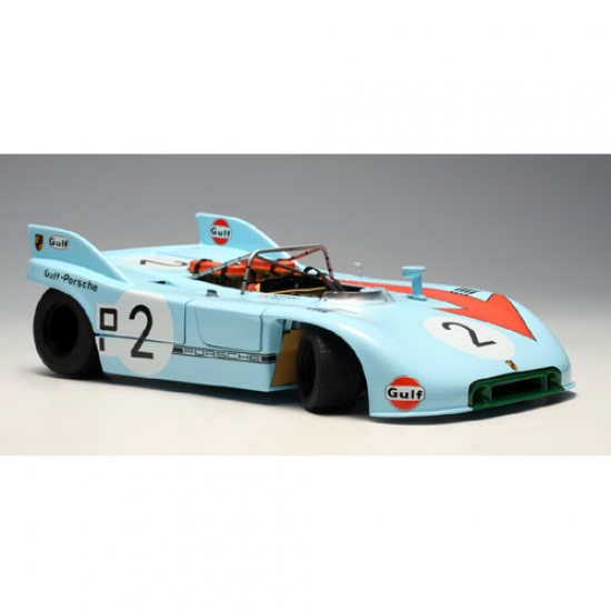Porsche 908/03 Bell/Siffert #2 Autoart 1/18th Diecast Model