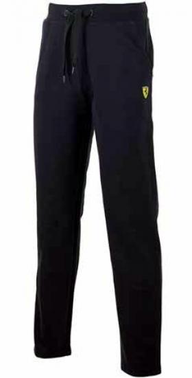 Ferrari Black Classic Sweat Pants