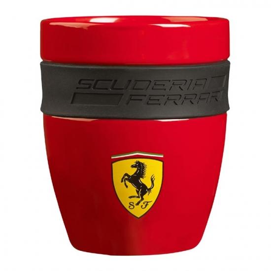 Ferrari Red Ceramic Cup