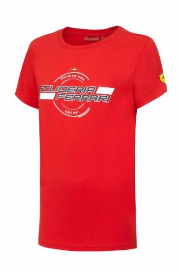 Ferrari Kids Since 1947 Tee Shirt