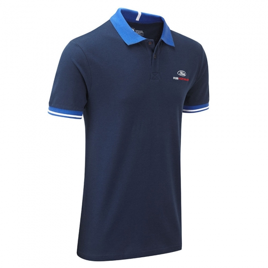 Ford Performance GT Team Logo Polo