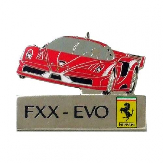 Ferrari FXX Evolutione Car Pin