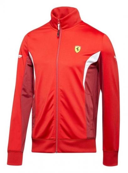 Ferrari Puma SF Red Track Jacket