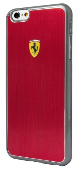 Ferrari iPhone 6/6S Plus Red Hard Case
