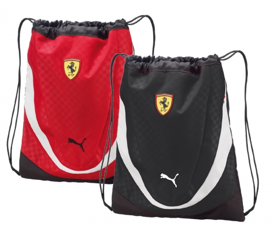 Puma Ferrari Replica Team Drawstring Bag 2014