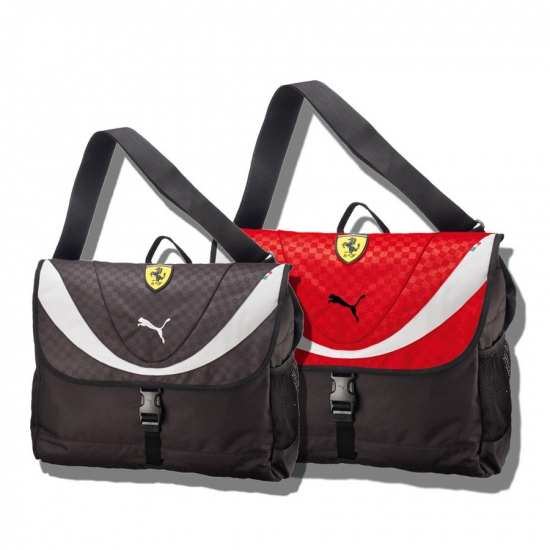 Puma Ferrari Replica Team Shoulder Bag