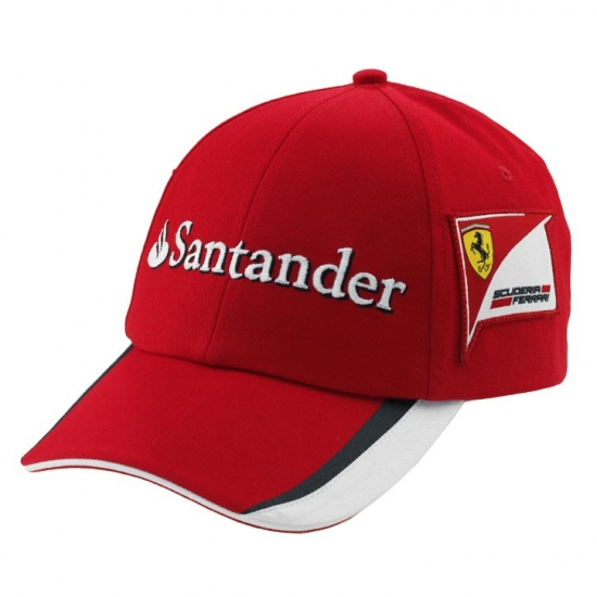Ferrari Puma Team SF Kids Hat 2015