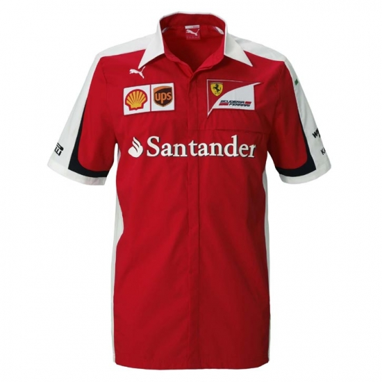 Puma Ferrari SF Team Shirt 2015