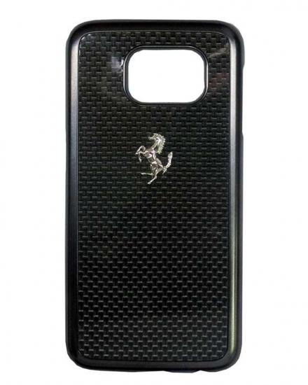 Ferrari GT Galaxy S6 Carbon Fiber Case
