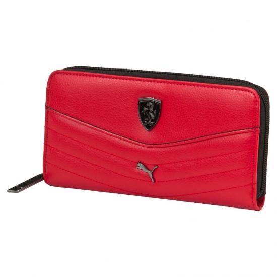 Puma Ferrari Red LS Ladies Wallet