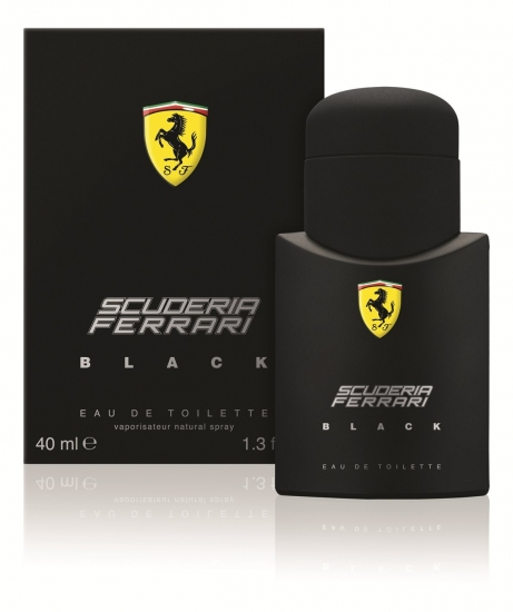 Ferrari Scuderia Black Spray Cologne