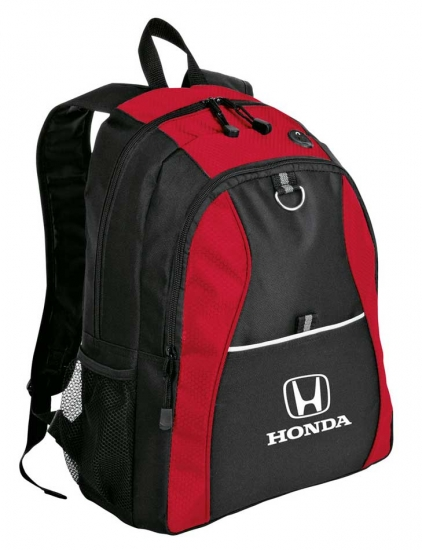 Honda Red Logo Backpack