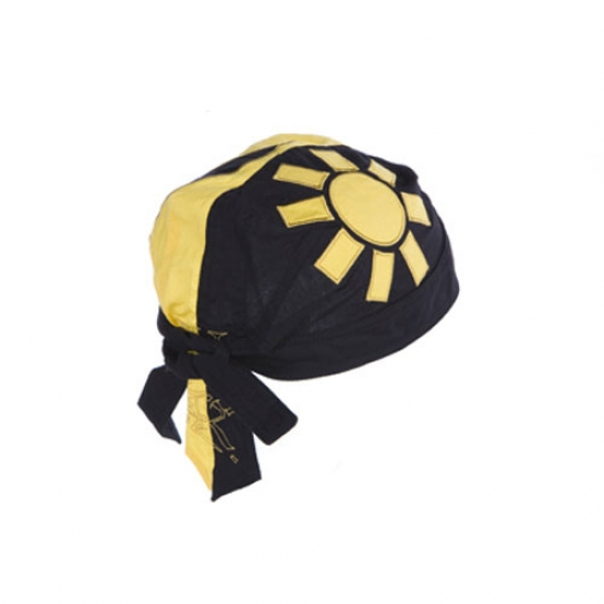 Valentino Rossi Yellow Headscarf