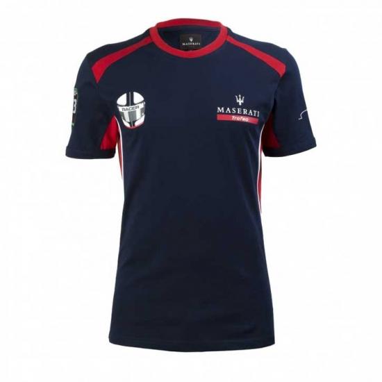 Maserati Trofeo Team Navy Tee Shirt