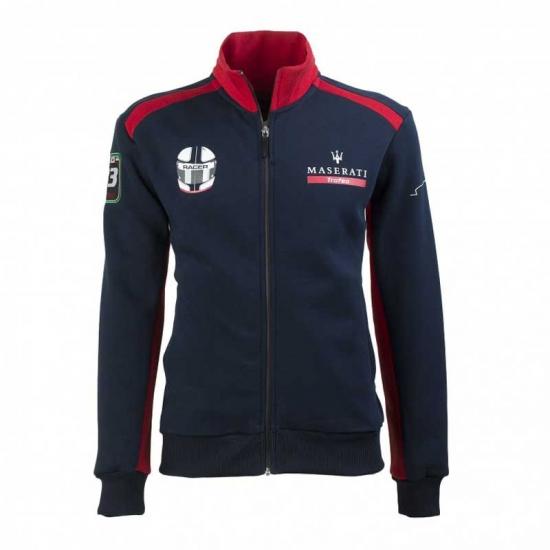 Maserati Trofeo Team Navy Sweat Shirt