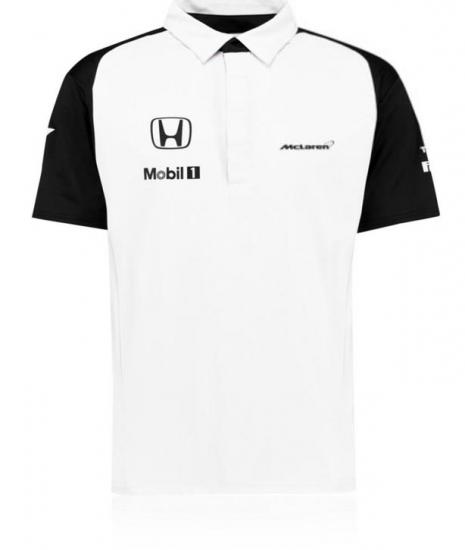 McLaren Honda F1 Team Polo Shirt