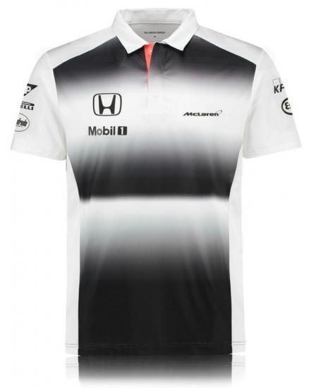 McLaren Honda F1 Team Polo