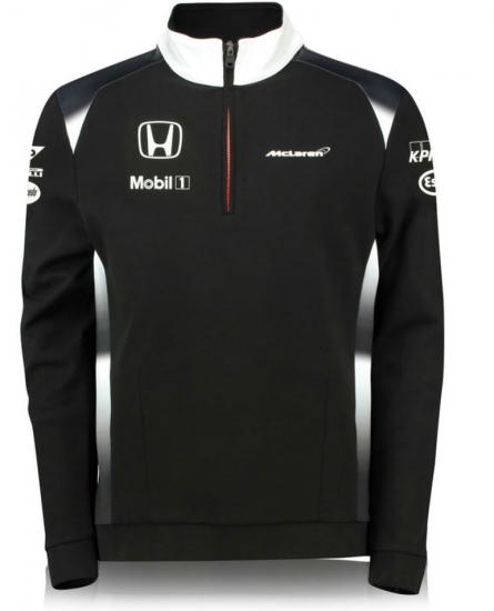 McLaren Honda F1 Team Zip Sweatshirt