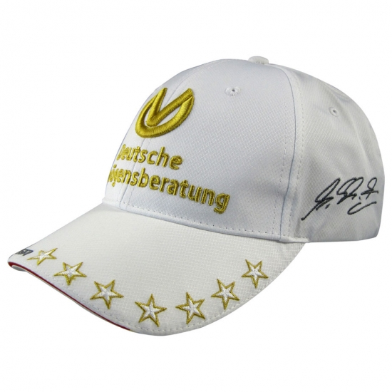 Michael Schumacher DVAG Hat 2014