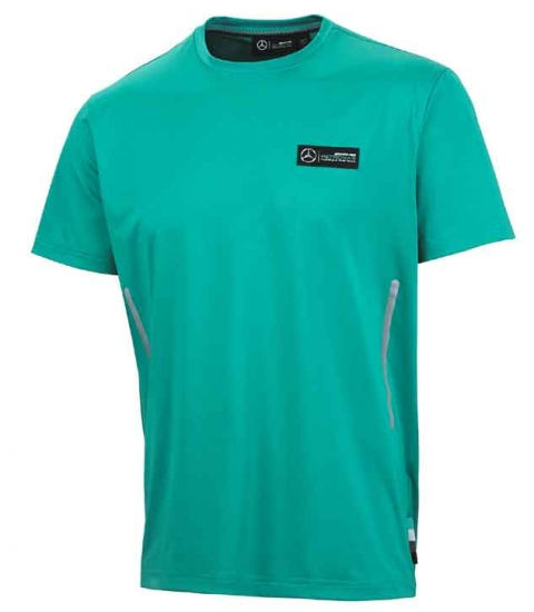 Mercedes AMG Petronas Teal Pit Tee