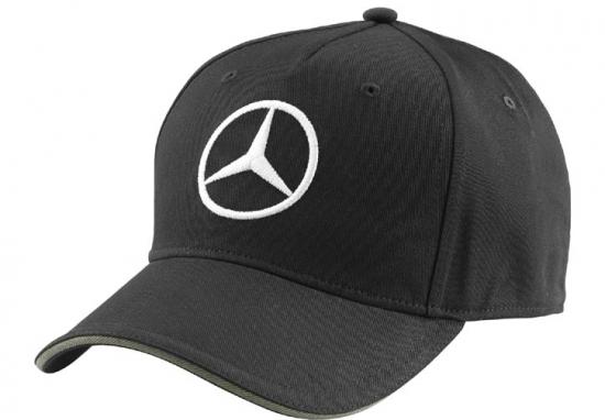 Mercedes AMG Petronas F1 Black Team Hat