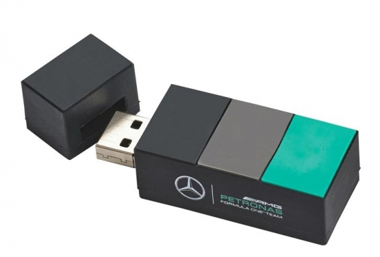 Mercedes AMG Petronas F1 USB Stick