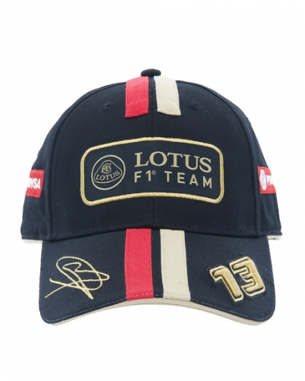 Lotus F1 Renault Pastor Maldonado Hat