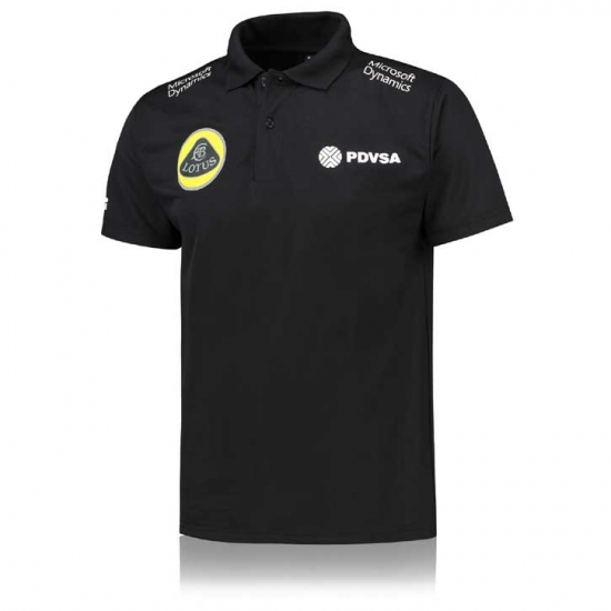2015 Lotus F1 Team Polo Shirt