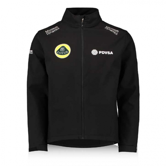 2015 Lotus F1 Team Softshell Jacket