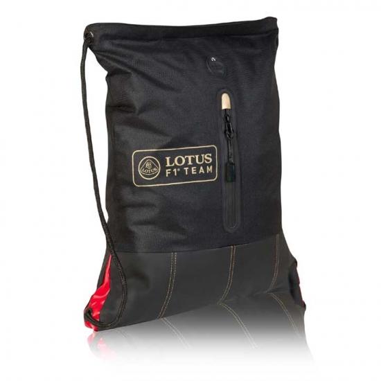 Lotus F1 Team Drawstring Bag
