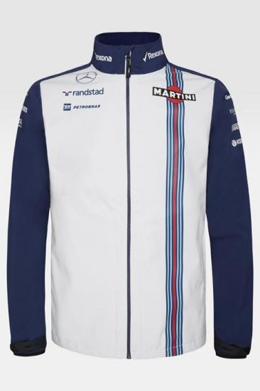 Williams Martini Racing Softshell Jacket