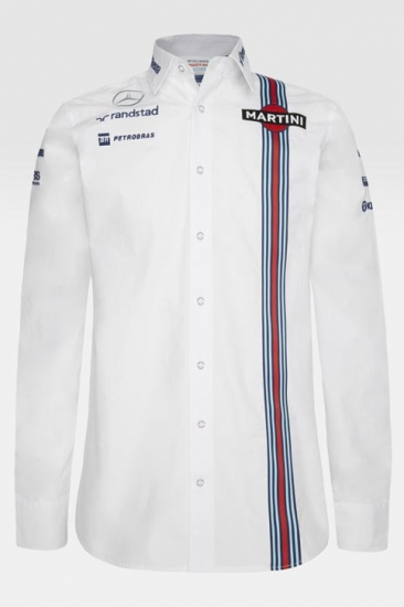 Williams Martini Racing Team Crew Shirt