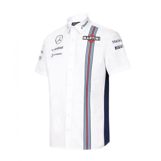 Williams Martini Racing Crew Shirt