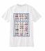 Porsche White Tribute Tee Shirt