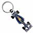 Red Bull Racing F1 Car Keychain