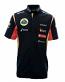 Lotus F1 Renault Team Crew Shirt