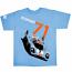 Hunziker 917k Monza 1971 Tee Shirt
