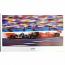 Newman Haas 1996 Team Lithograph Artist Signed