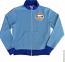 Nicolas Hunziker Gulf Racing Blue Track Jacket