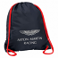 Aston Martin Racing Drawstring Bag