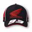 Honda Racing Marc Marquez Black Hat