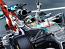 Lewis Hamilton Young Lionheart Mercedes AMG Giclee Print