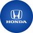 Honda Blue Mouse Pad