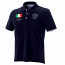 Automobili Lamborghini Italian Flag Polo Shirt