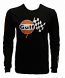 Gulf Racing Logo Long Sleeve Tee
