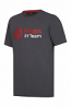 Haas F1 Team Logo Tee Shirt