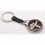 Autoart 1950-1960's Classic Steering Wheel Keychain